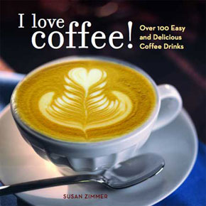 I Love Coffee - Front Cover